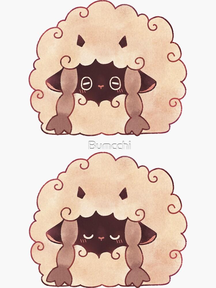 Sleepy Wooloo [C] by Bumcchi