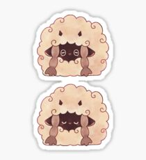 Sleepy Wooloo [C] Sticker