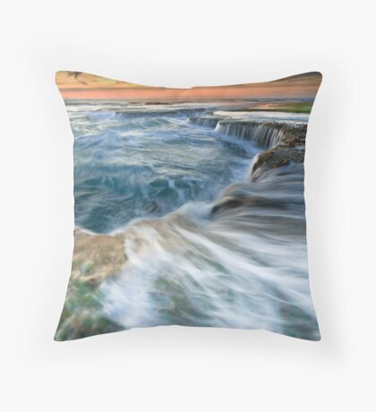 Storm II Throw Pillow