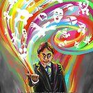 Satoru Iwata: Heart of a Gamer by LightningArts