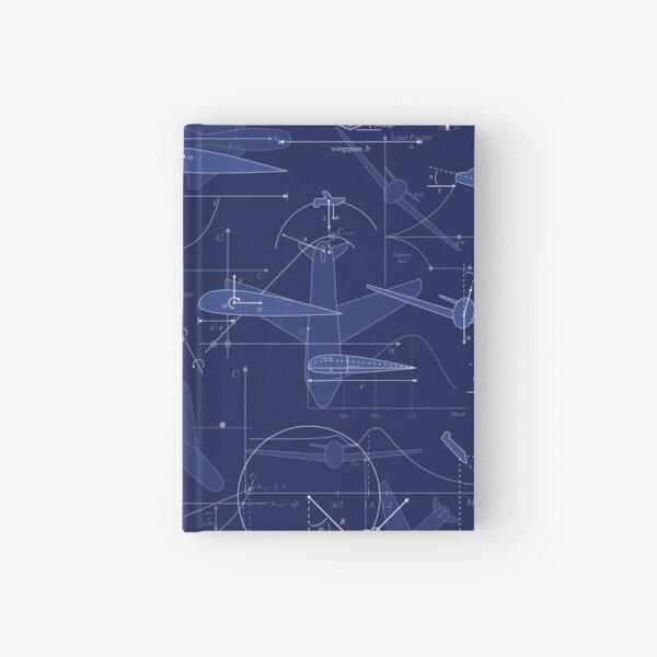 Aerodynamics Hardcover Journal