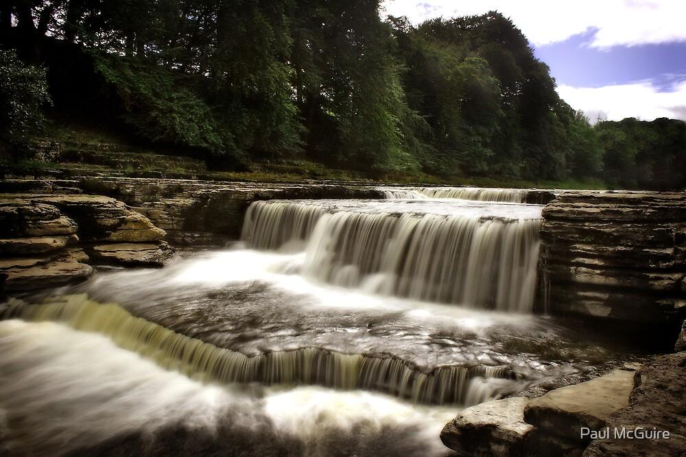 Aysgarth Falls by Paul McGuire