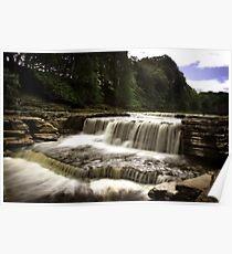 Aysgarth Falls Poster