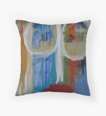 Insomniac is SOLD Throw Pillow