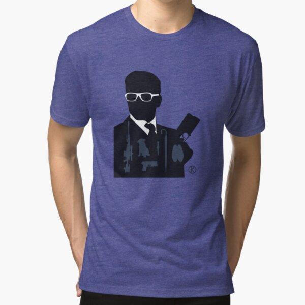 Kingsman: poster [2] Tri-blend T-Shirt