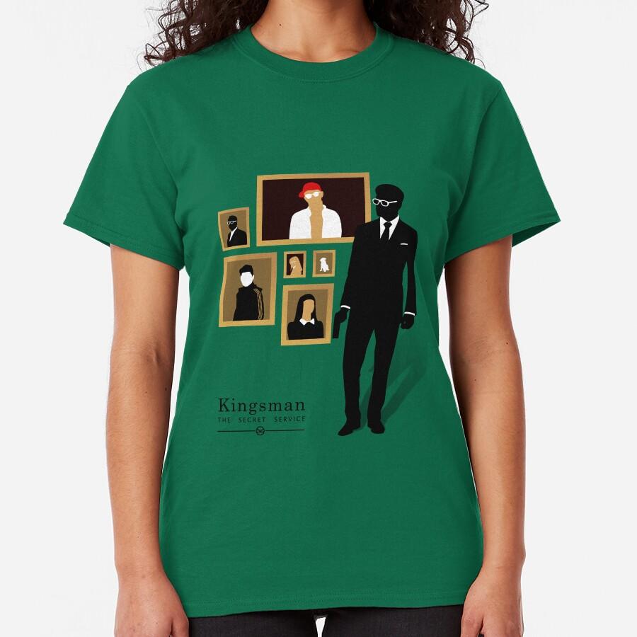 Kingsman: poster Classic T-Shirt
