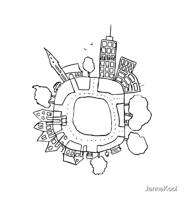 Roundabout by JannaKool