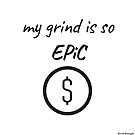 Grind Time by Eric Washington