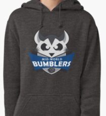 The Mid-World Bumblers  Pullover Hoodie