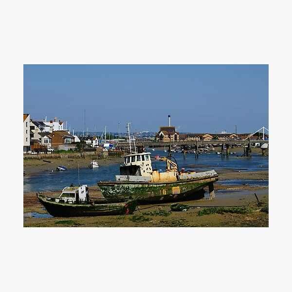 Shoreham Harbour Photographic Print