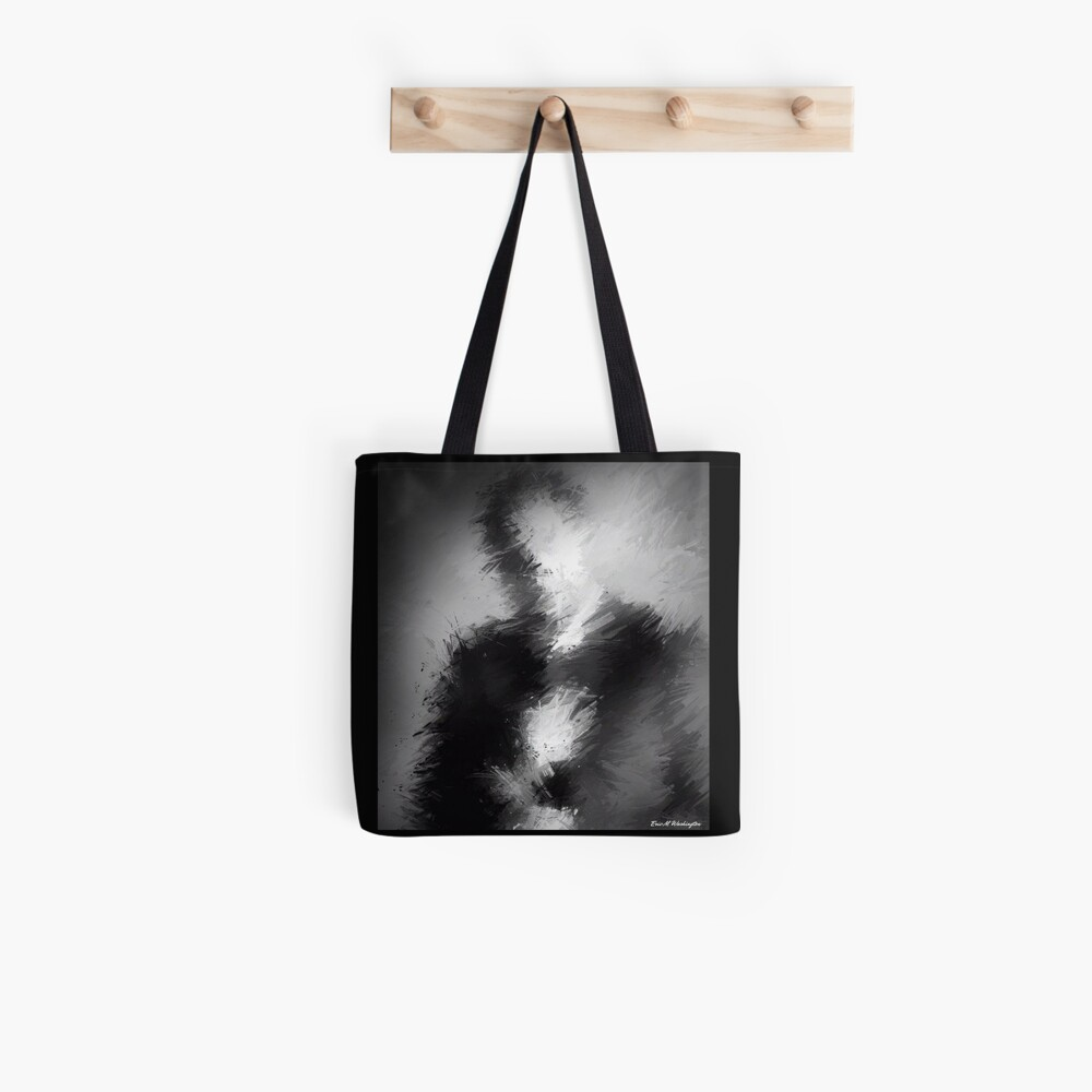 The Abstract Washington Tote Bag