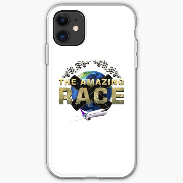 The Amazing Race Earth 3 iPhone Soft Case