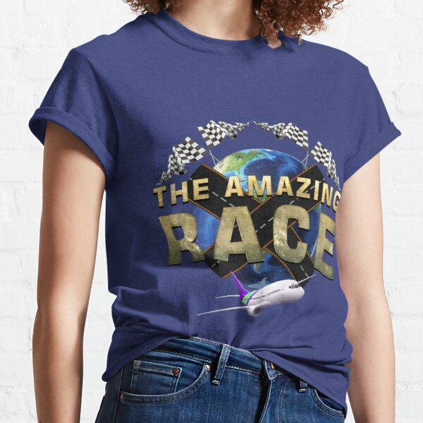 The Amazing Race Earth 3 Classic T-Shirt