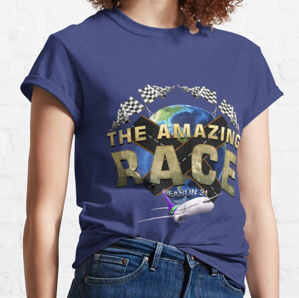 Copy of The Amazing Race Earth 3 Classic T-Shirt