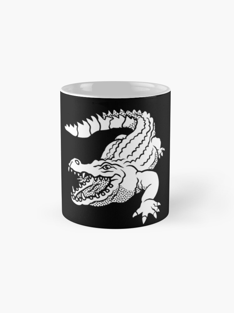 Alternate view of Schnapp macht das Krokodil Mugs
