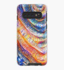 #Deepdreamed planet Case/Skin for Samsung Galaxy
