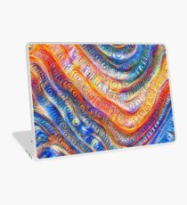 #Deepdreamed planet Laptop Skin