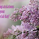Congratulations On Your Special Day  by hurmerinta