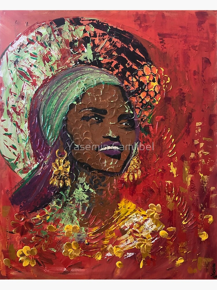 African Queen by YaseminGallery