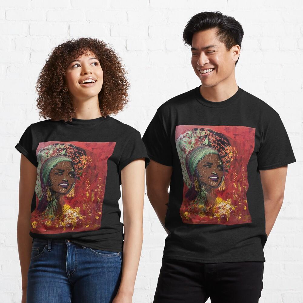 African Queen Classic T-Shirt