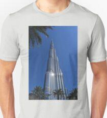 Burj Khalifa Dubai Mall, Dubai Unisex T-Shirt