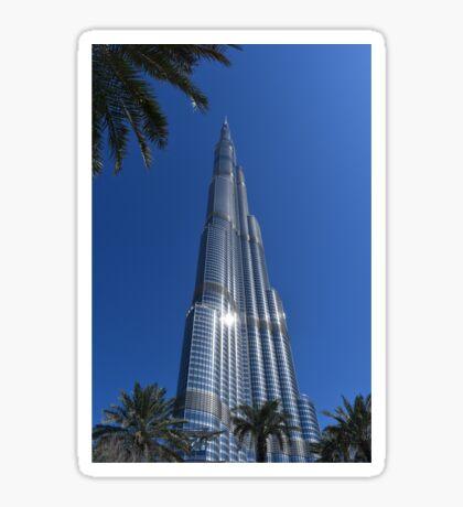 Burj Khalifa Dubai Mall, Dubai Sticker