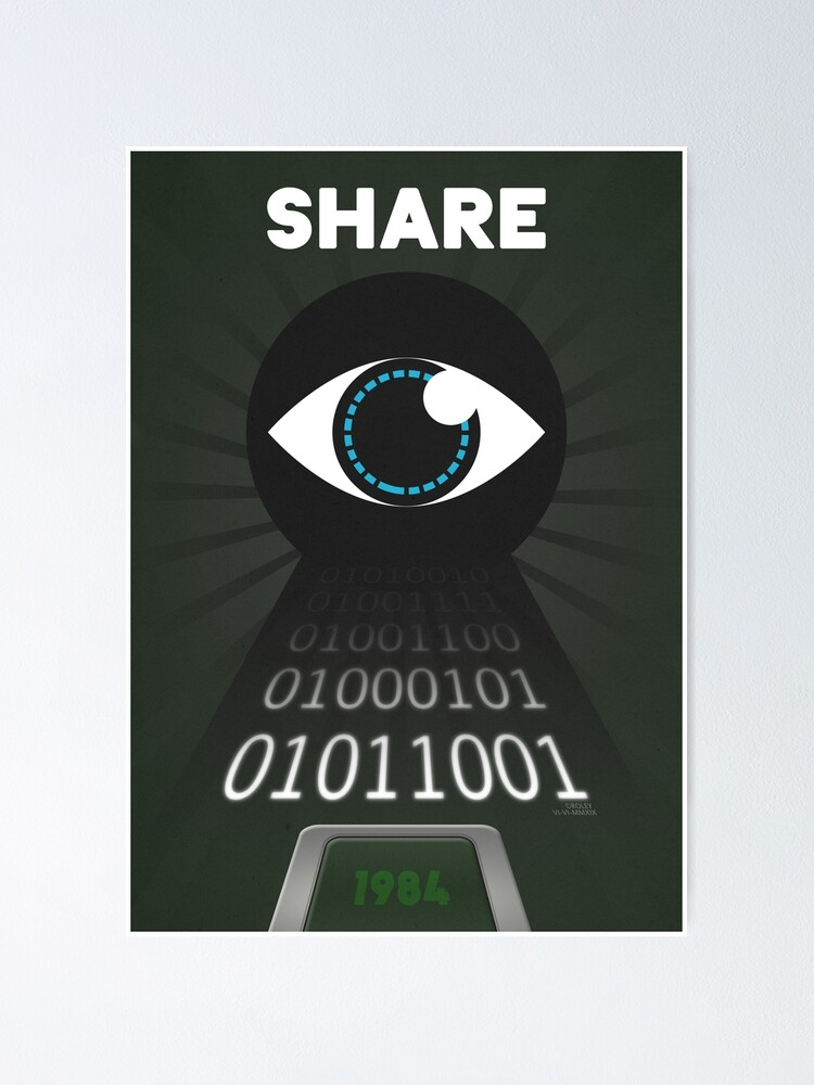 Alternate view of SHARE by Roley Poster