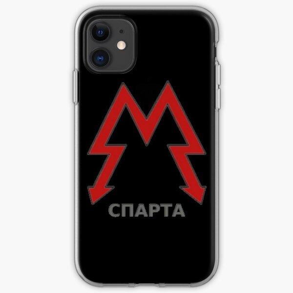 Sparta iPhone Soft Case
