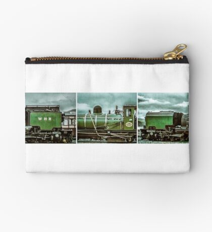 Steam in Wales  Studio Pouch