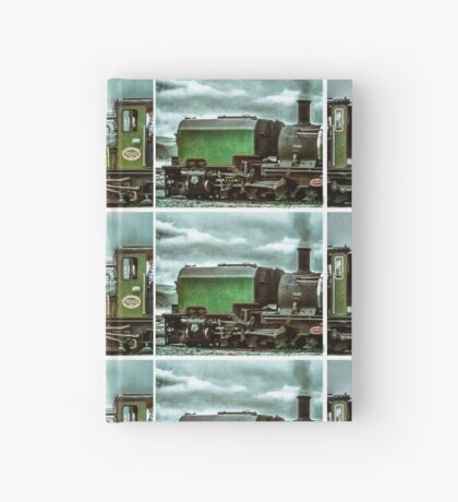 Steam in Wales  Hardcover Journal