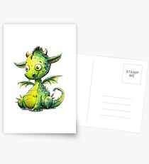 Dragon Schmuu Postcards