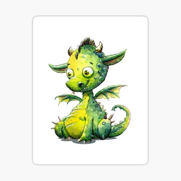 Dragon Schmuu Sticker