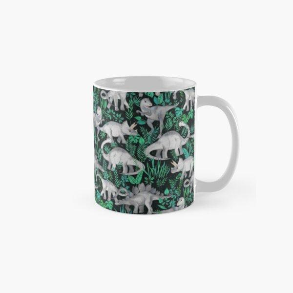 Dinosaur Jungle Classic Mug