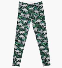 Dinosaur Jungle Leggings