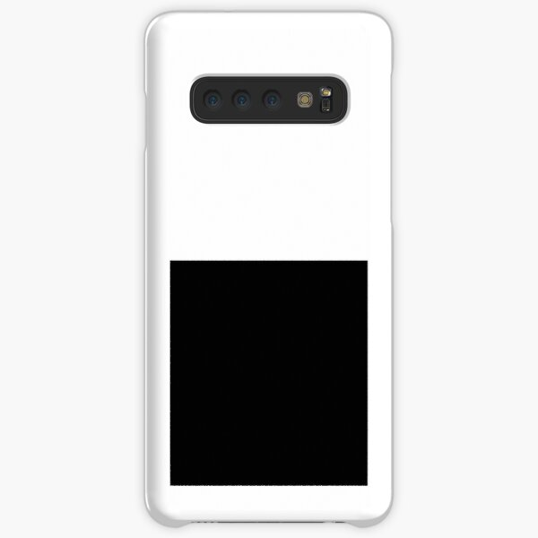 Phone Cases, 7632x7632 Black Square Samsung Galaxy Snap Case