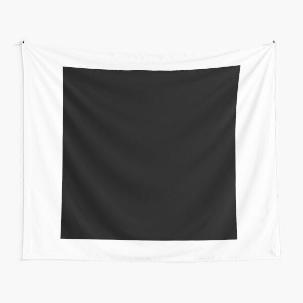 7632x7632 Black Square Tapestry