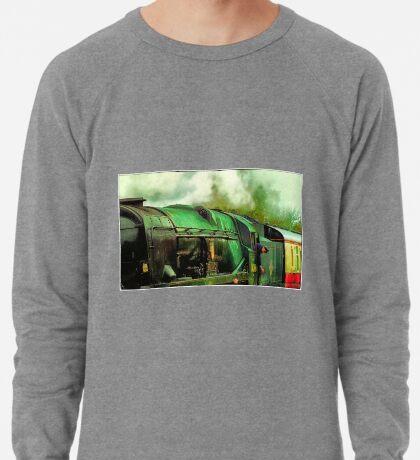 Green Steam again Lightweight Sweatshirt