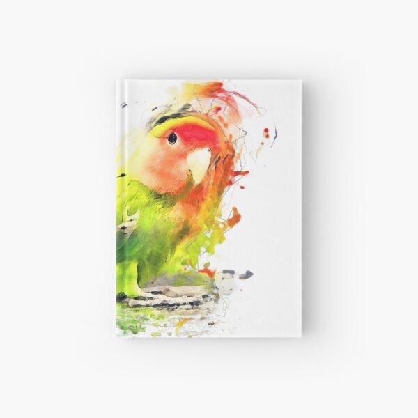 Lovebird Hardcover Journal