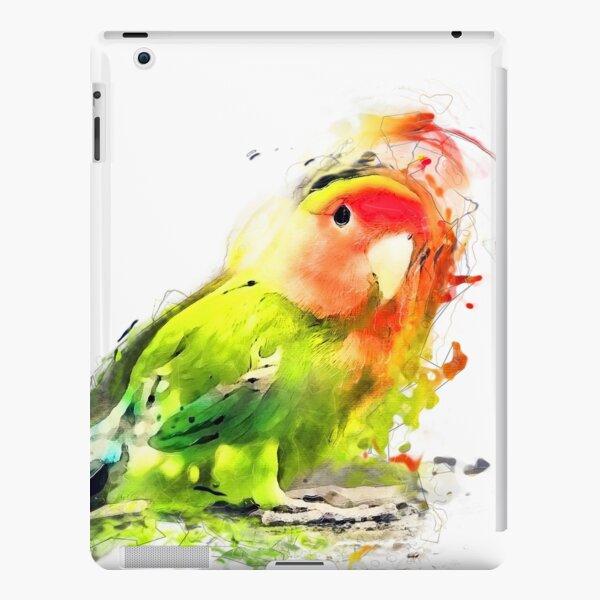 Lovebird iPad Snap Case
