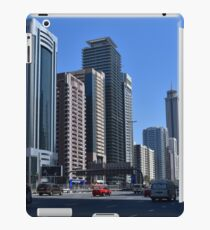 Dubai, Sheikh Zayed Road iPad Case/Skin