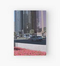 Dubai, Sheikh Zayed Road Hardcover Journal
