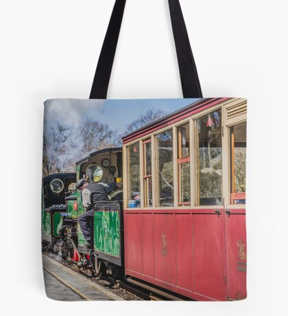 The Snowdonian 2015 by Lizzie Weir  Tote Bag