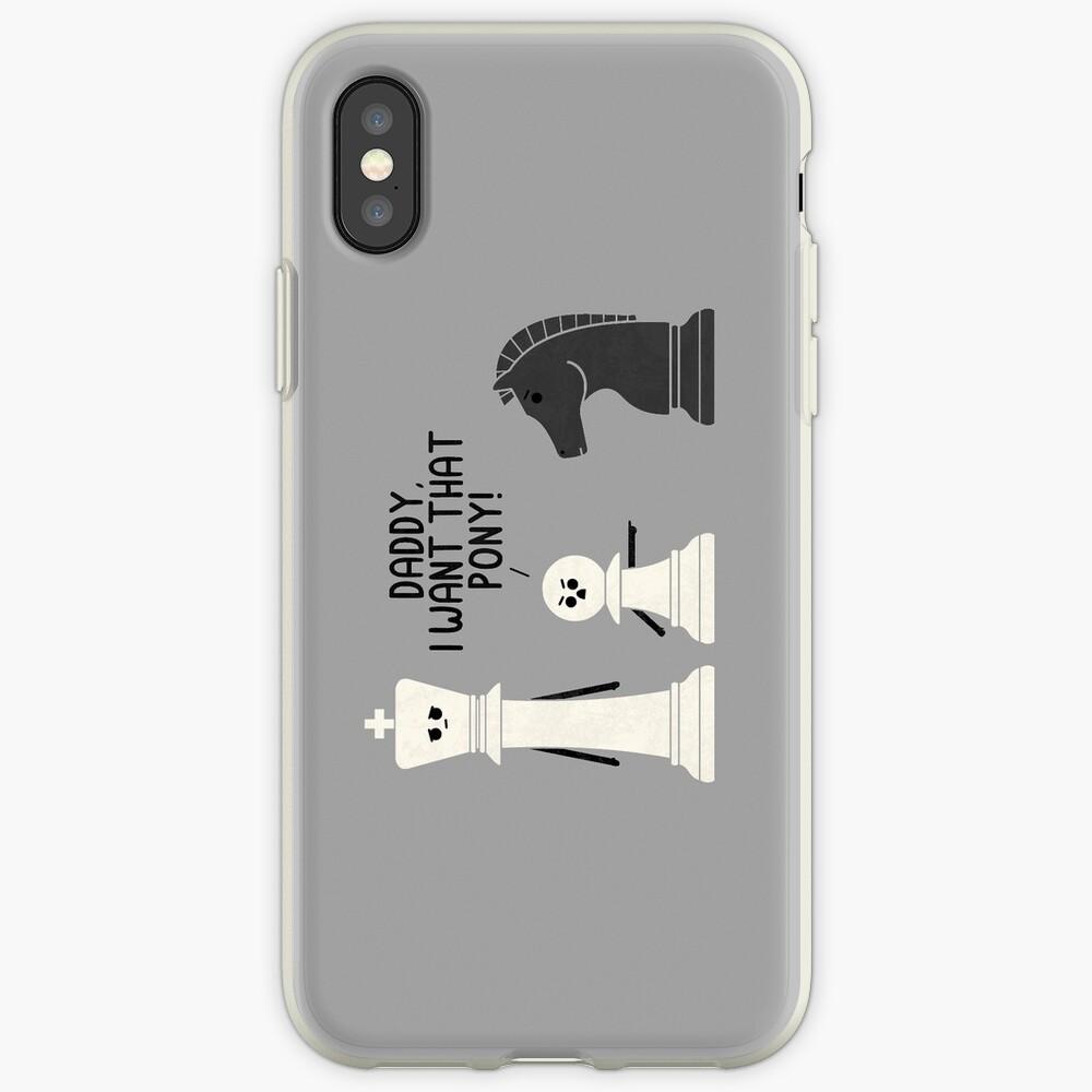 Pony iPhone Cases & Covers