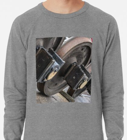 Them Wheels Ain't Turning Lightweight Sweatshirt
