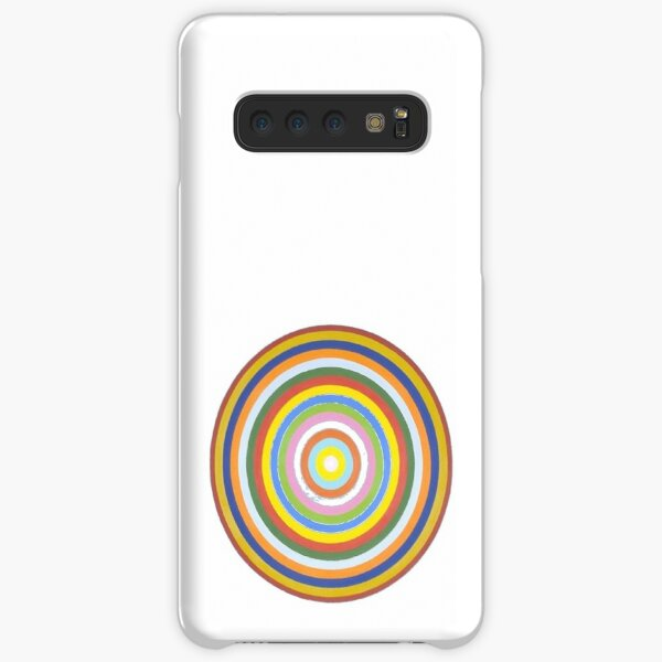 Phone Cases, #Circle #Black #Square, #BlackSquare Samsung Galaxy Snap Case