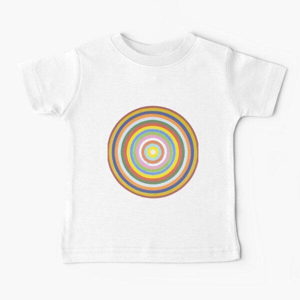 #Circle #Black #Square, #BlackSquare Baby T-Shirt