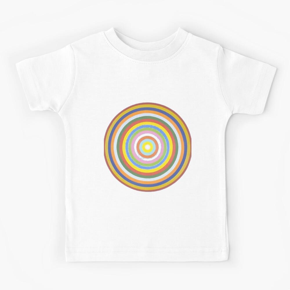 #Circle #Black #Square, #BlackSquare Kids T-Shirt