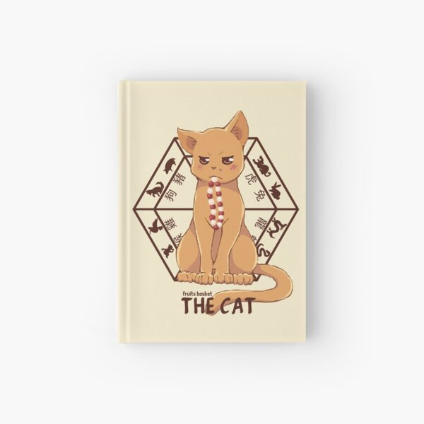 Kyo the cat Hardcover Journal