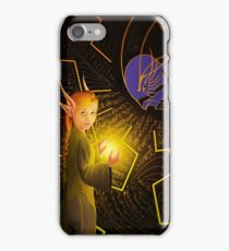 Elf ears iPhone Case/Skin