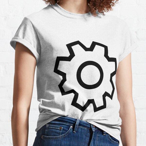 Settings Icon Classic T-Shirt
